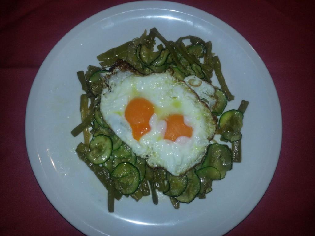 verduras-con-huevos